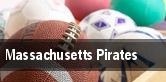 Massachusetts Pirates tickets