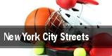 New York City Streets tickets