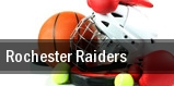 Rochester Raiders tickets