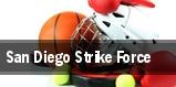San Diego Strike Force tickets