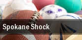 Spokane Shock tickets
