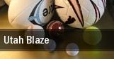 Utah Blaze tickets