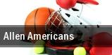 Allen Americans Allen Event Center tickets