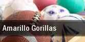 Amarillo Gorillas tickets