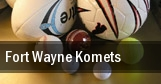 Fort Wayne Komets Allen County War Memorial Coliseum tickets
