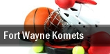 Fort Wayne Komets tickets