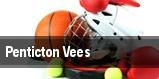 Penticton Vees tickets