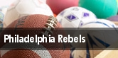 Philadelphia Rebels tickets