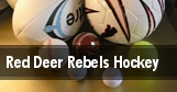 Red Deer Rebels Hockey tickets