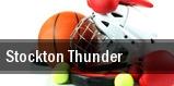 Stockton Thunder Stockton Arena tickets