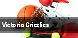 Victoria Grizzlies tickets