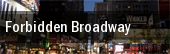 Forbidden Broadway tickets