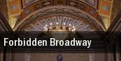 Forbidden Broadway Largo Cultural Center tickets