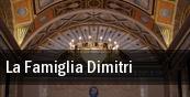 La Famiglia Dimitri New Victory Theater tickets