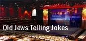 Old Jews Telling Jokes Westside Theatre Downstairs tickets
