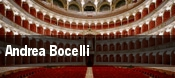 Andrea Bocelli Houston tickets