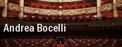Andrea Bocelli Newark tickets