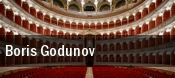 Boris Godunov tickets