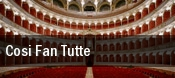 Cosi Fan Tutte Metropolitan Opera at Lincoln Center tickets