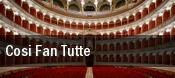 Cosi Fan Tutte Shubert Theatre tickets