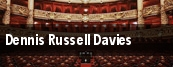 Dennis Russell Davies tickets