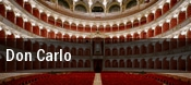Don Carlo Teatro Alla Scala tickets