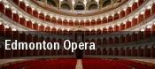 Edmonton Opera Edmonton tickets