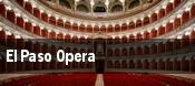 El Paso Opera tickets