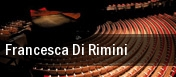 Francesca di Rimini tickets