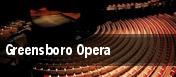 Greensboro Opera tickets