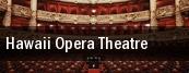 Hawaii Opera Theatre Honolulu tickets