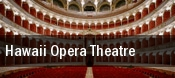 Hawaii Opera Theatre Neal S. Blaisdell Center tickets
