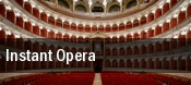 Instant Opera tickets