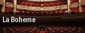 La Boheme Tennessee Performing Arts Center tickets