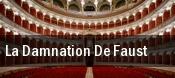 La Damnation de Faust Civic Opera House tickets