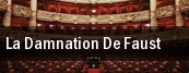La Damnation de Faust tickets