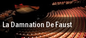 La Damnation de Faust Metropolitan Opera at Lincoln Center tickets