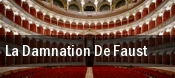 La Damnation de Faust New York tickets