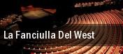 La Fanciulla Del West tickets