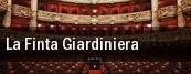 La Finta Giardiniera tickets