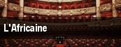 L'Africaine Teatro La Fenice tickets