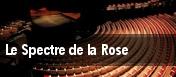 Le Spectre de la Rose tickets