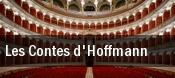 Les Contes d'Hoffmann tickets