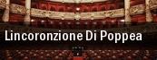 Lincoronzione Di Poppea tickets