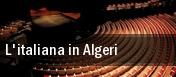 L'italiana in Algeri tickets