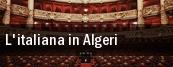 L'italiana in Algeri Milano tickets