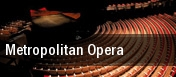 Metropolitan Opera New York tickets