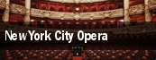 New York City Opera New York City Center MainStage tickets