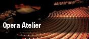 Opera Atelier tickets