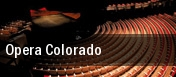 Opera Colorado Denver tickets